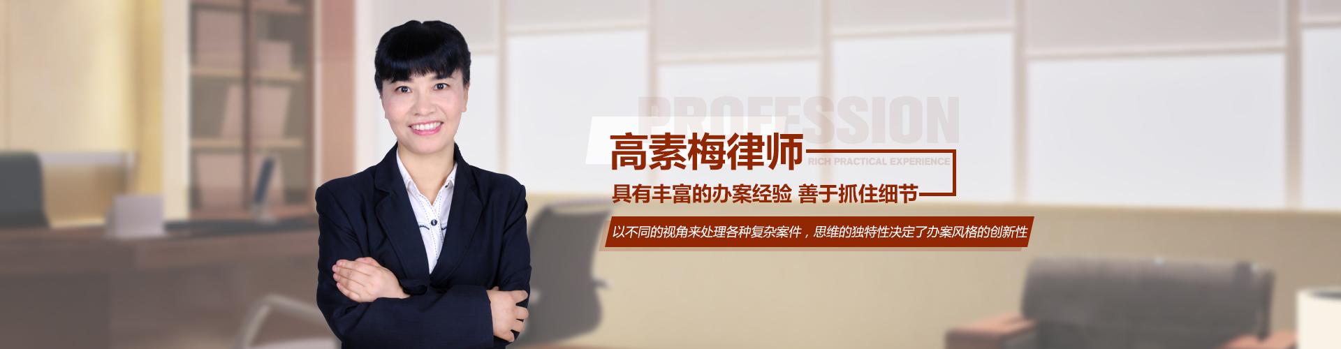 眉山律师网高素梅