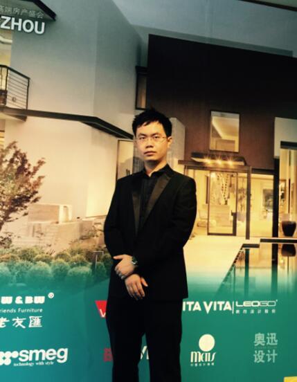 马俊哲律师参加国际会议个人照