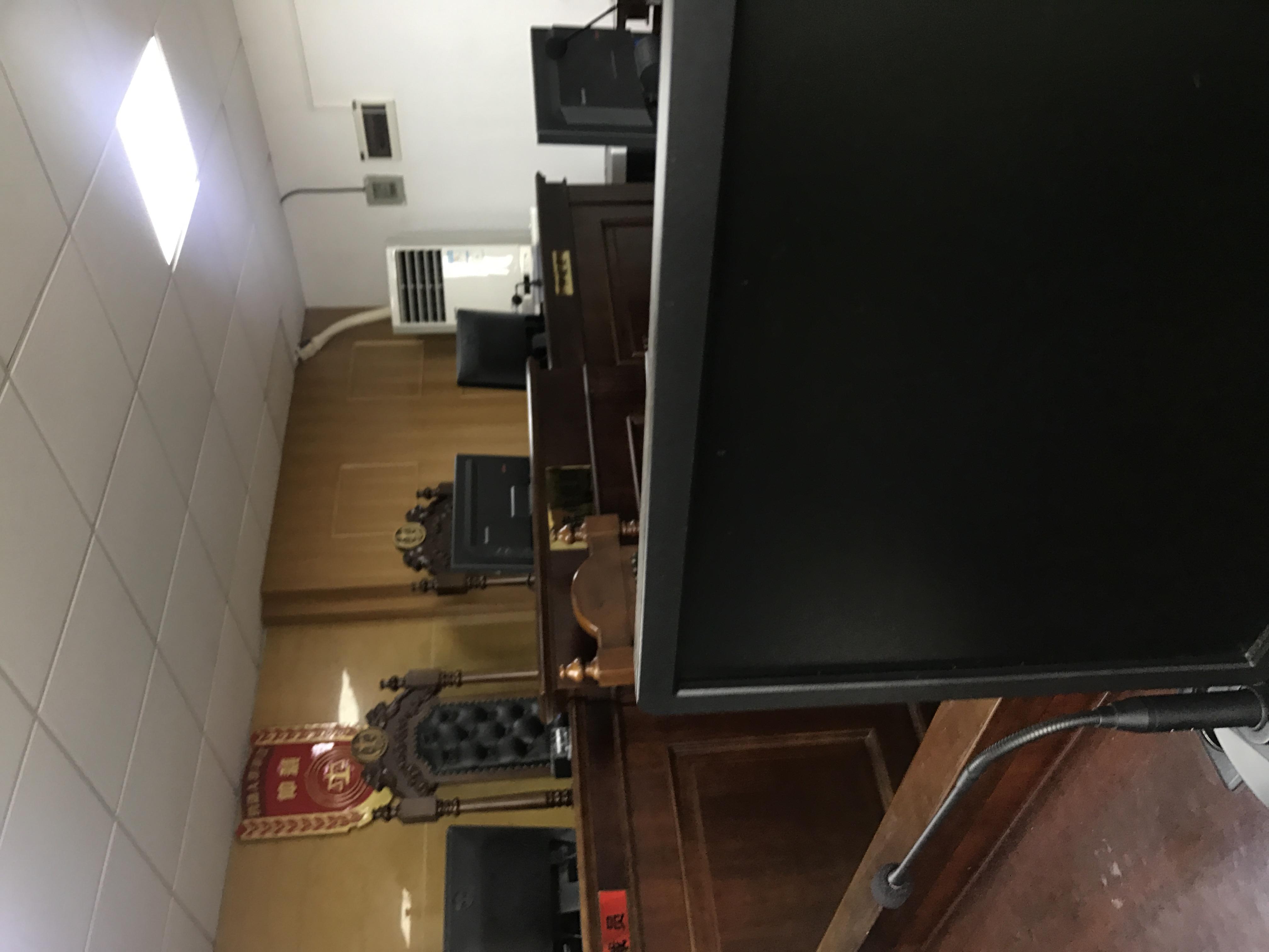 团队律师参与案件庭审3
