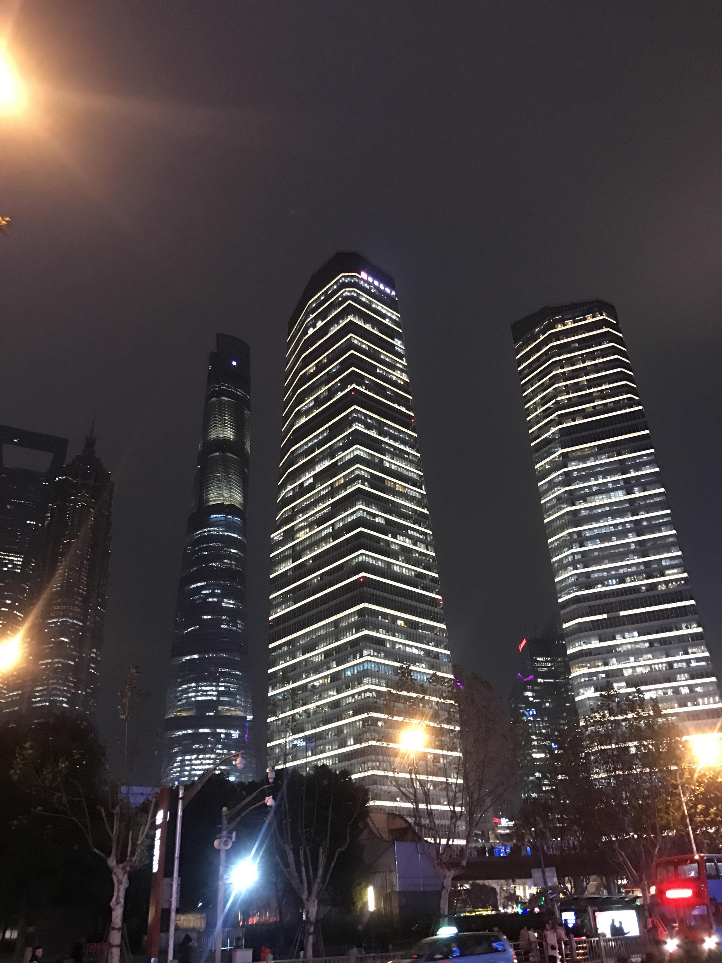 上海陆家嘴办公区
