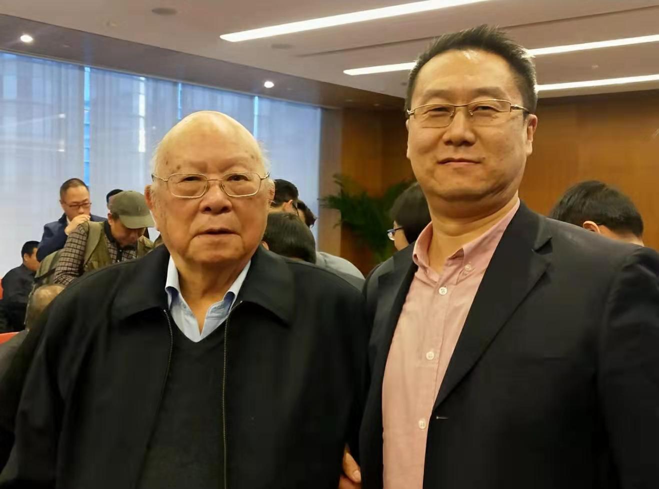 我和中国法律泰斗江平教授
