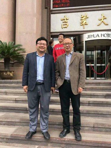 周晓林主任参加社科院博导谢鸿飞老师课程《股权转让实务》