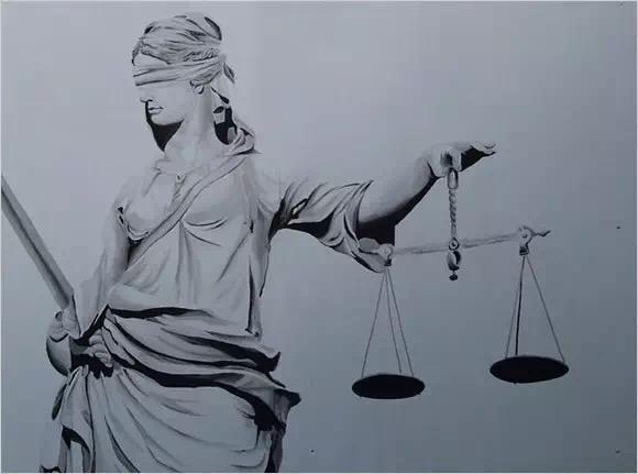正义女神  法律化身