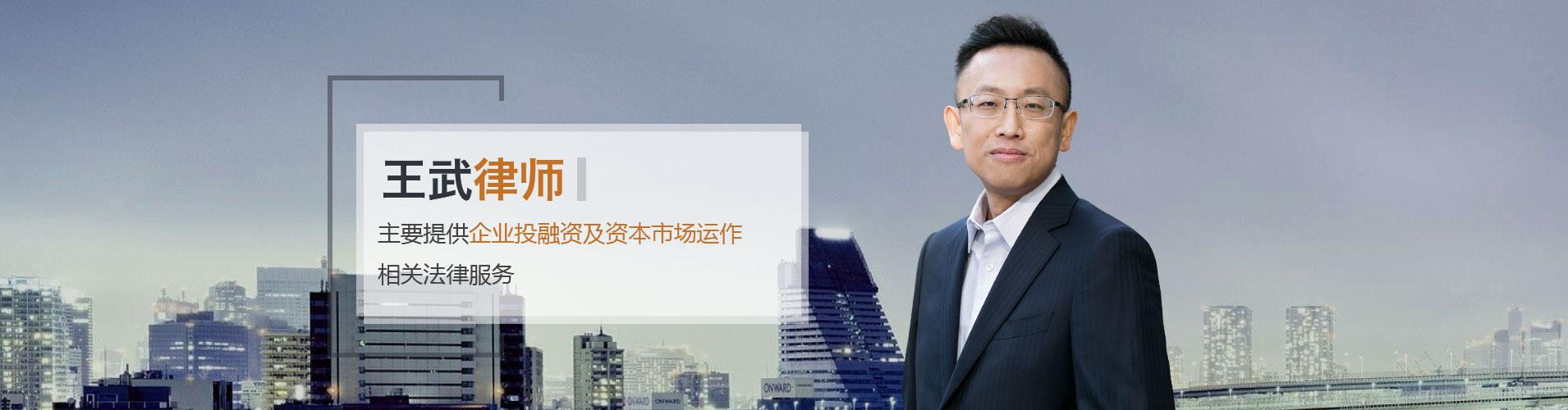 北京王武律师