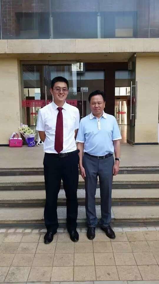 黄云龙律师与云南省法制办领导合影