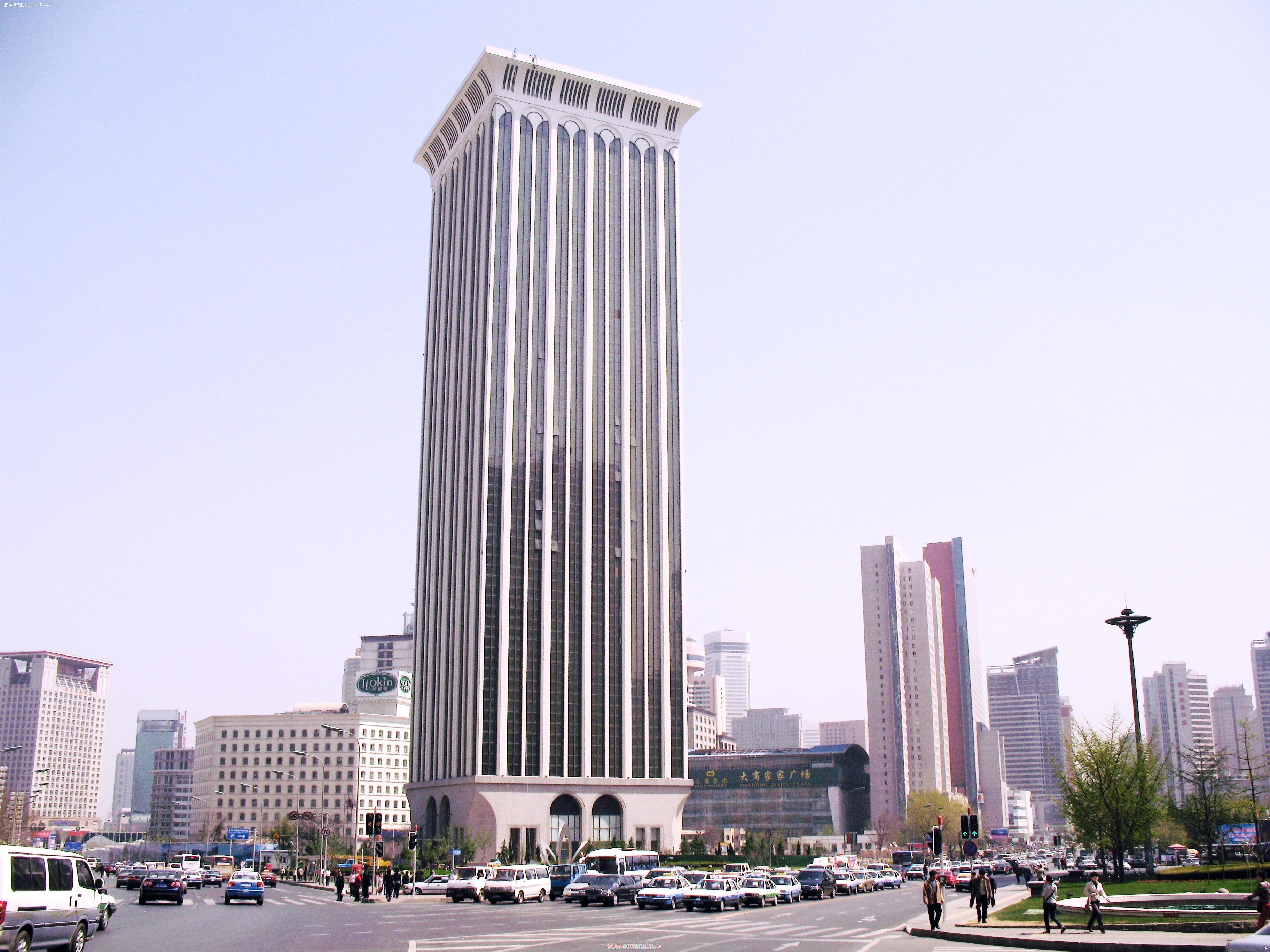 法大律师事务所办公大楼—希望大厦
