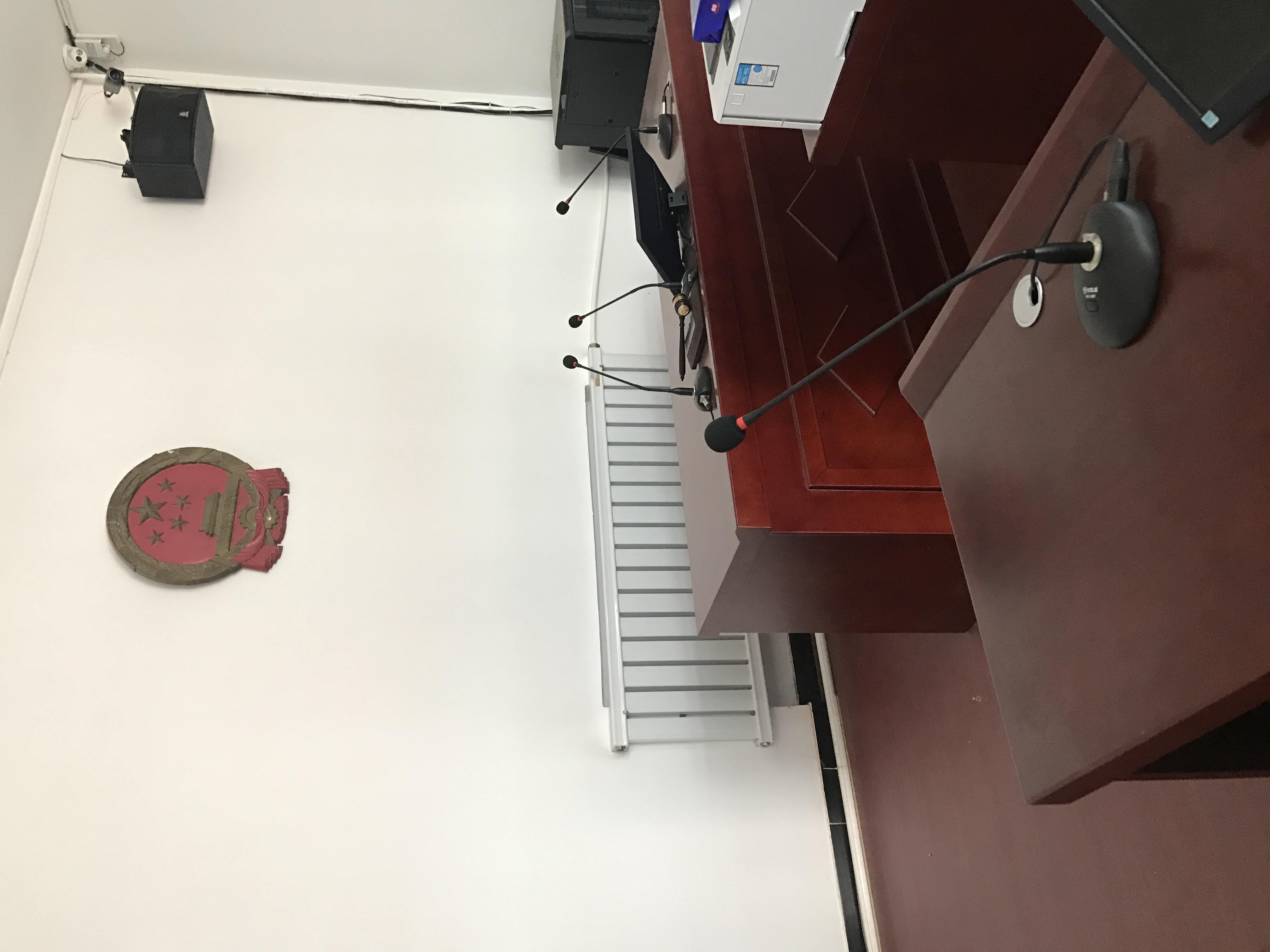马俊哲律师参与外地案件的开庭