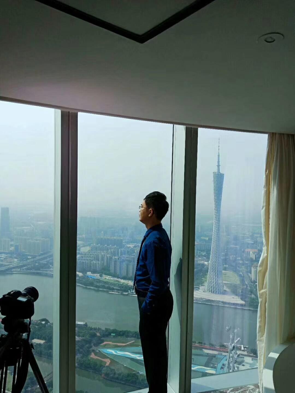 马俊哲律师拍摄宣传片2