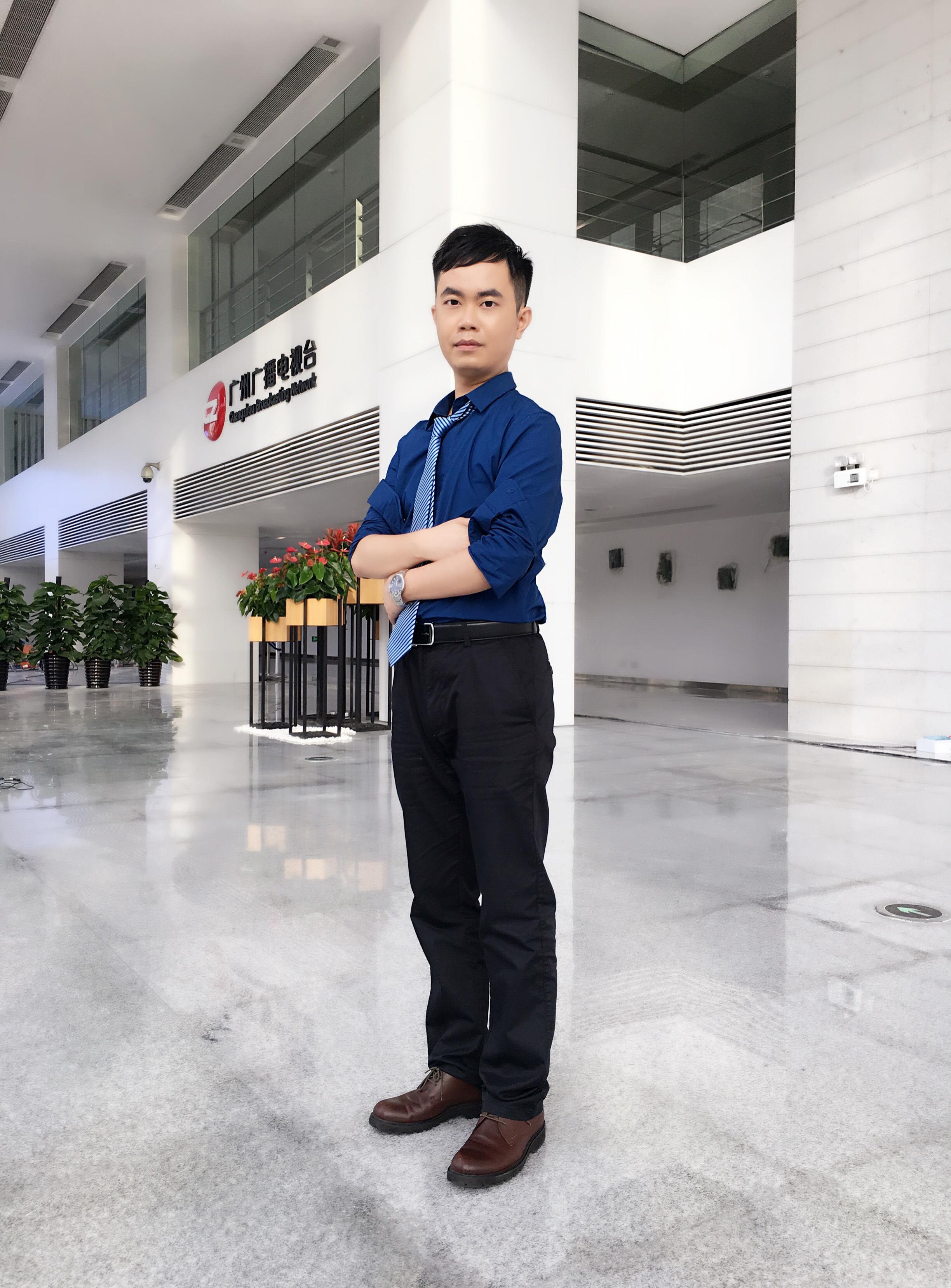 马俊哲律师在广州电视台拍摄节目花絮