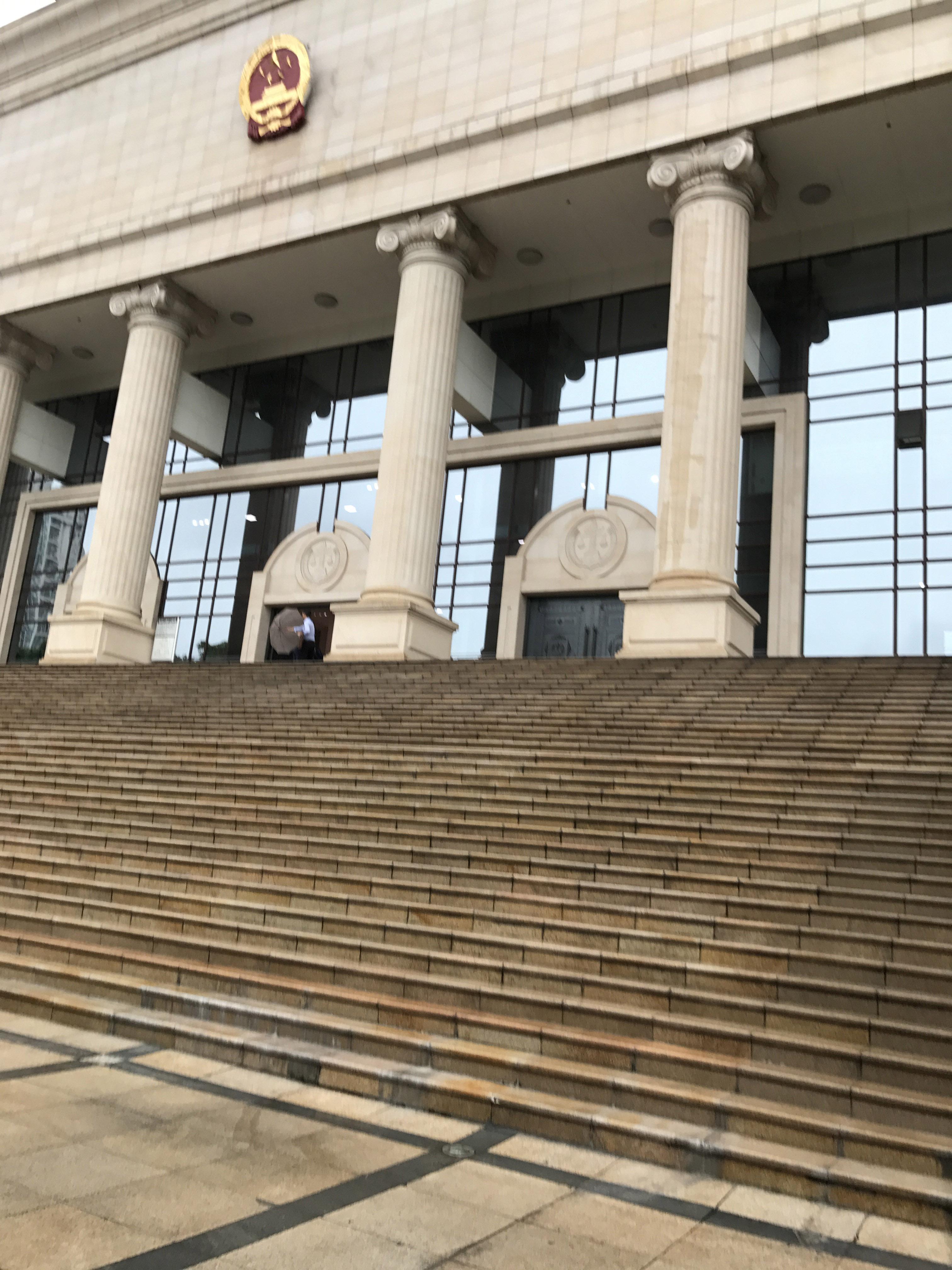 团队律师参与案件庭审