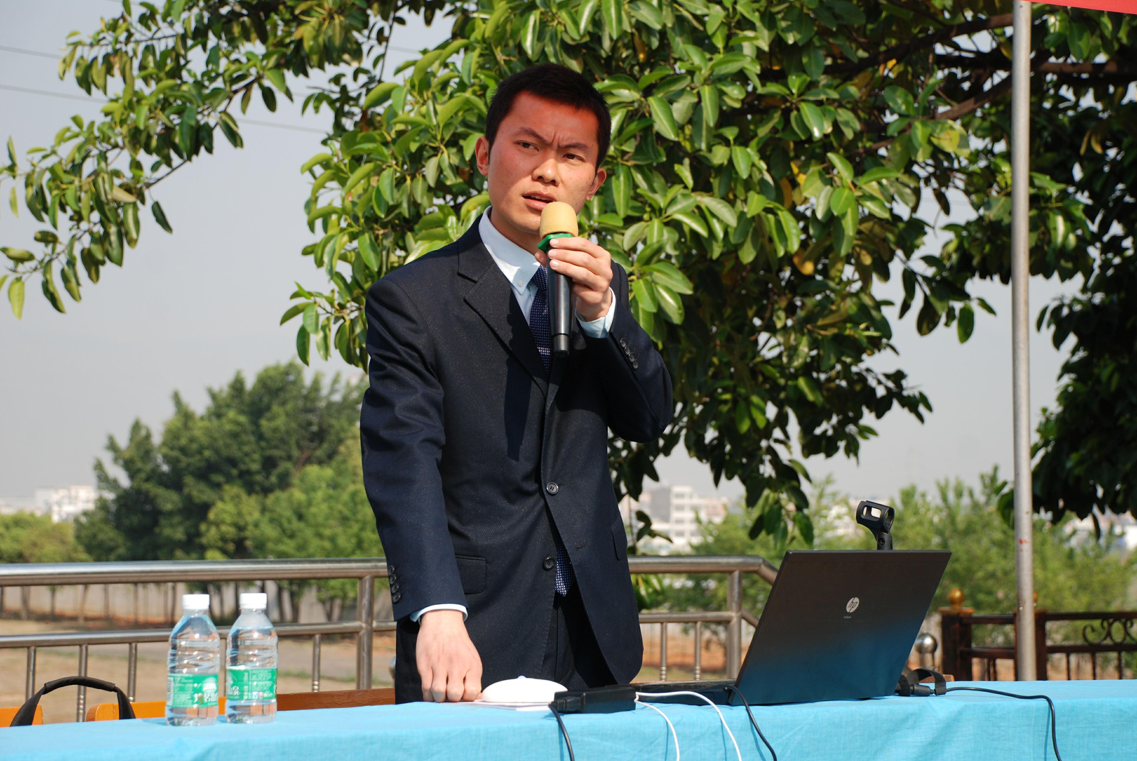 罗桂勇律师开展讲座