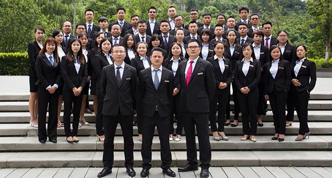 王克春律师与他的律师团队