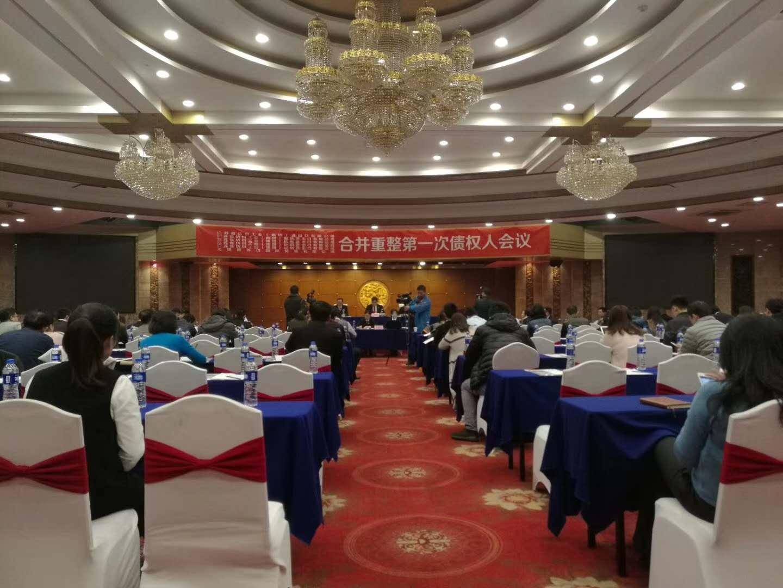 江苏省纺织工业(集团)进出口有限公司及五家子公司合并重整案
