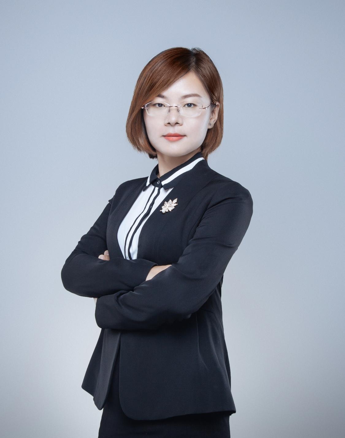 主办律师—靳海燕