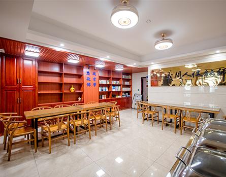 餐厅、阅览室