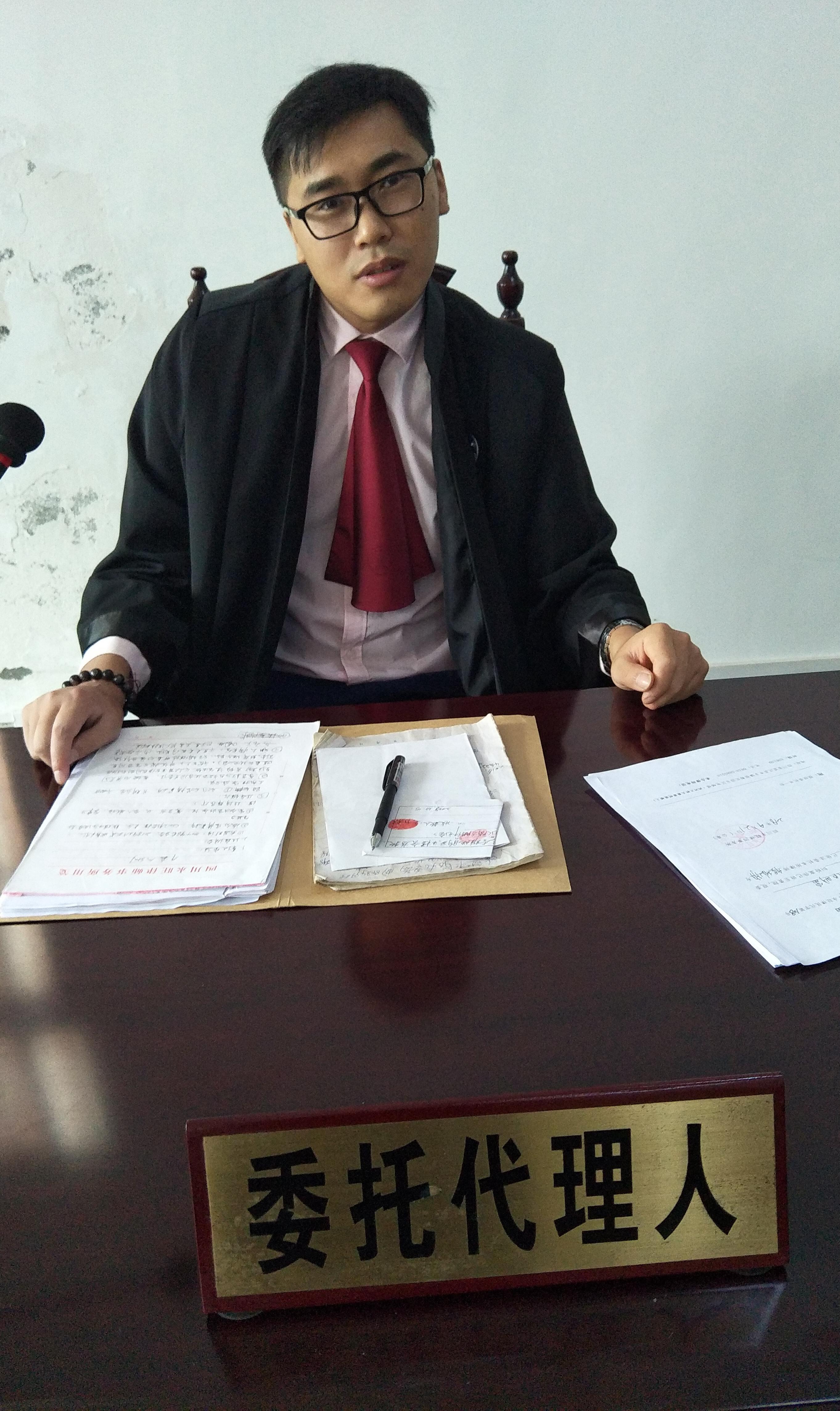 离婚案件开庭