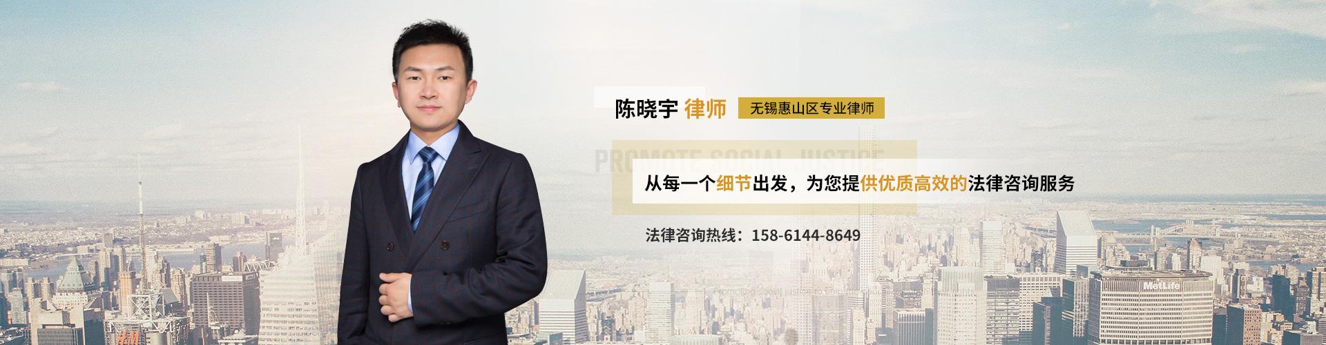 江苏陈晓宇律师