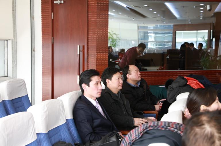 北京市律师协会申请实习执业人员考核委员会《考官成立大会》